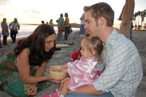 Kris, Saraphina, and Shaun Oster