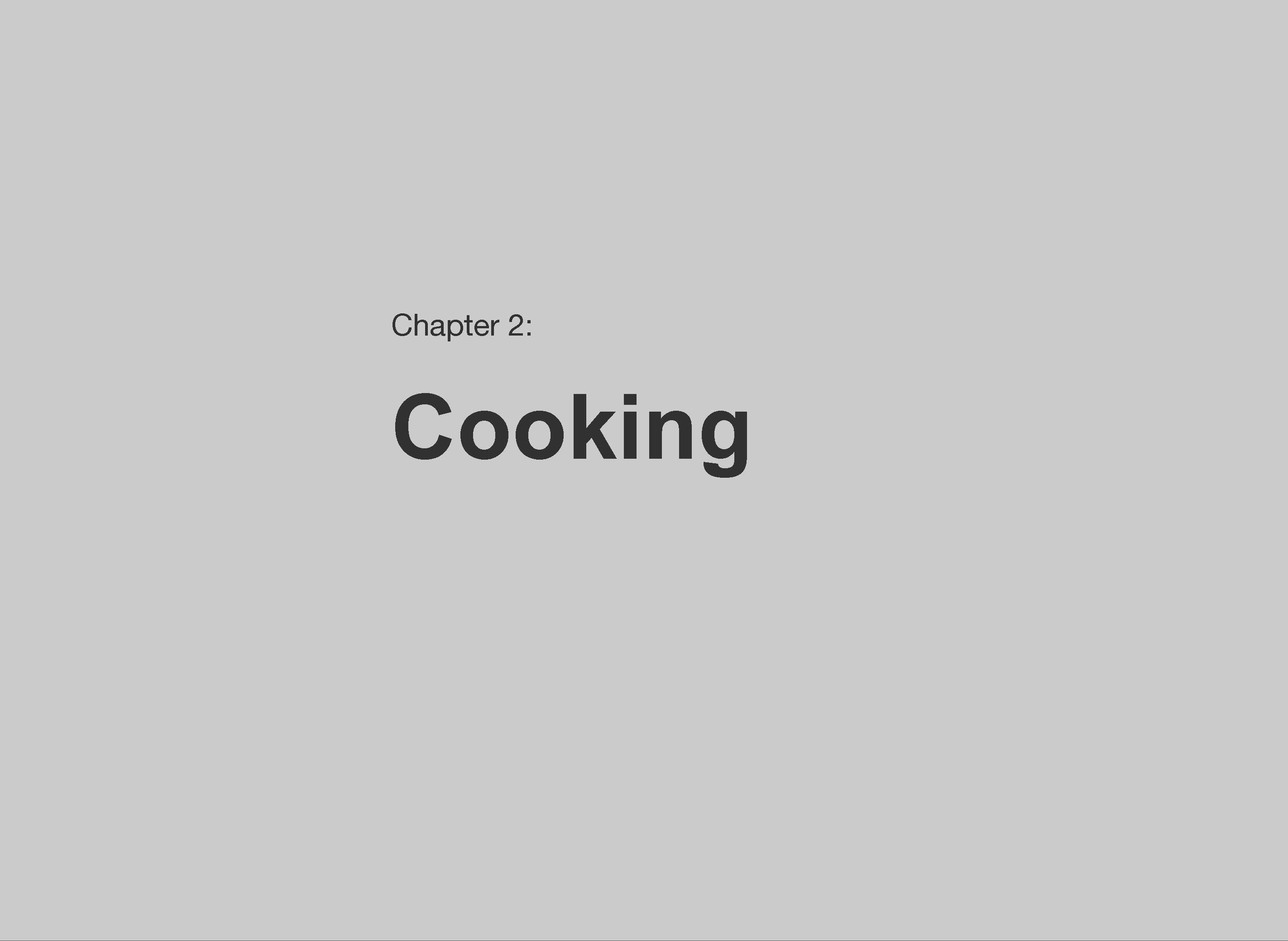 Soup Zen – Cooking